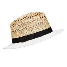 Open Weave Panama