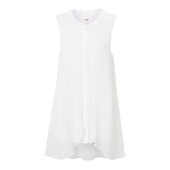 Collection Layered Silk Shirt