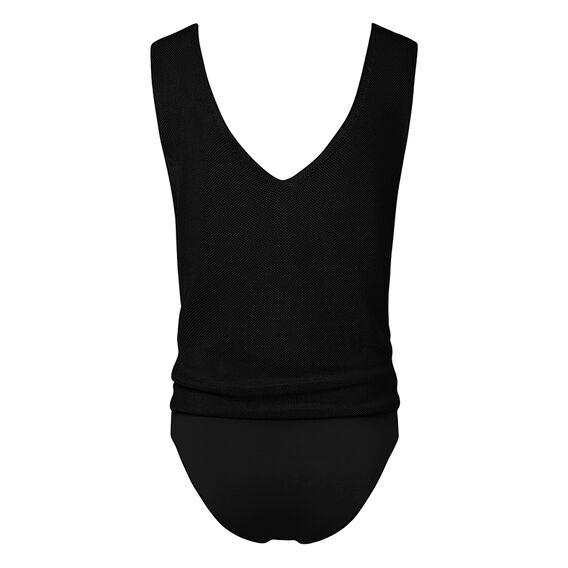 Collection Knitted V-neck Bodysuit