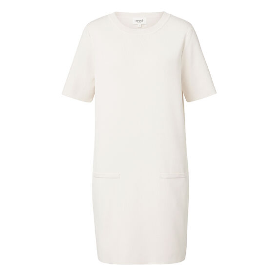 Collection Crepe Pocket Dress