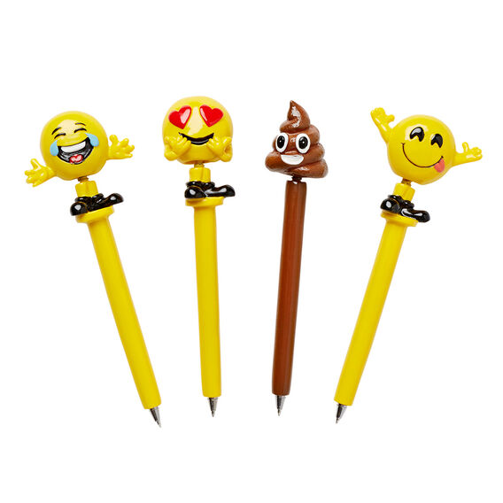 Funny Face Bobble Pen