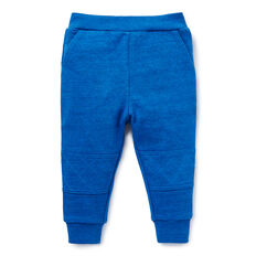 Quilted Track Pant