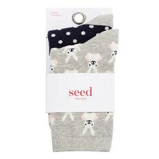 Bunny Socks 2 Pack