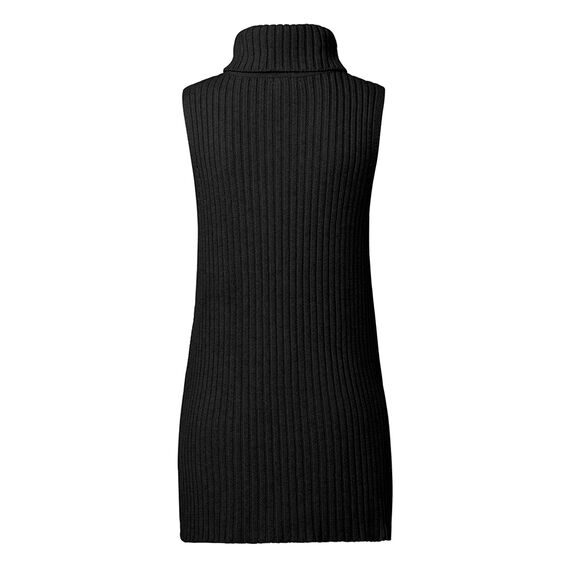 Cable Sleeveless Knit