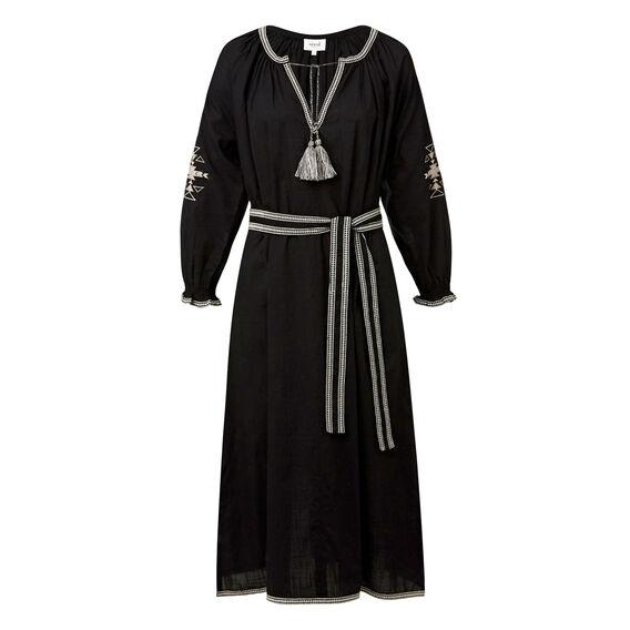 Aztec Peasant Dress