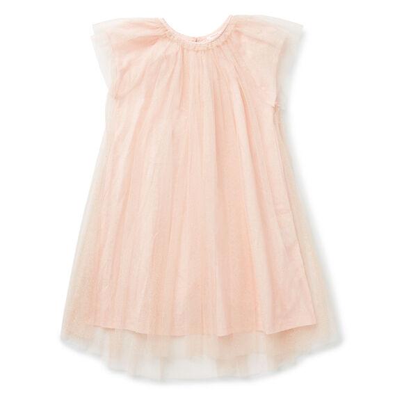 Glitter Tutu Dress