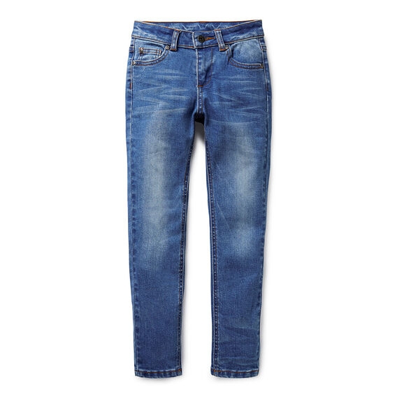 Slim Indigo Jean