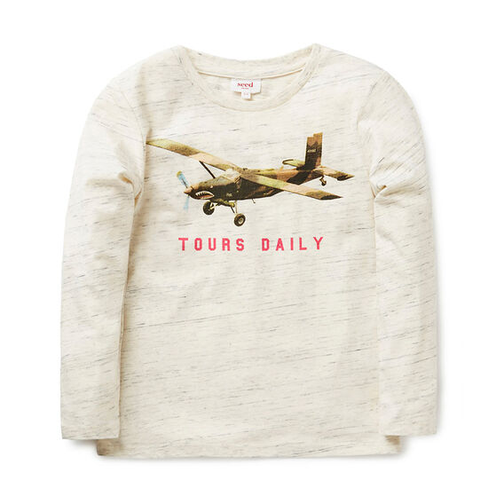 Tours Daily Tee