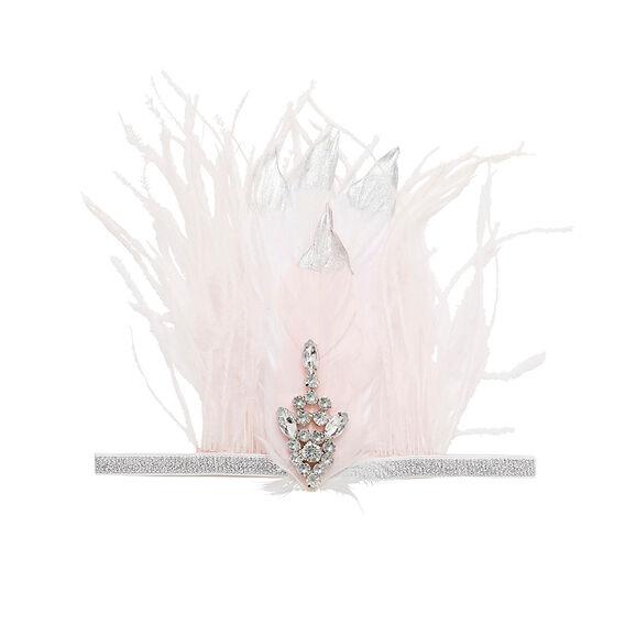 Decorative Feather Headband