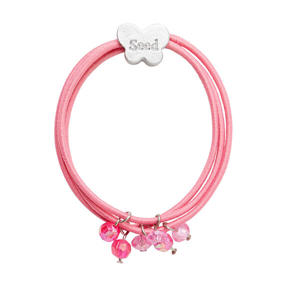 Butterfly Charm Elastic Set