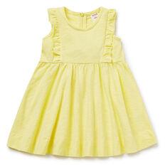 Slub Dress