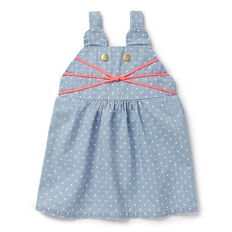 Mouse Spot Dress