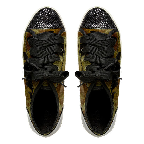 Leah Leather Sneaker