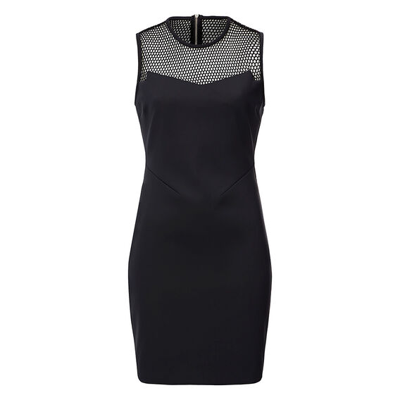 Collection Slimline Mesh Dress