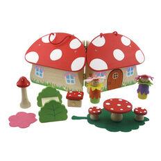 Mushroom Play Set