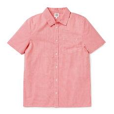 Gingham SS Shirt