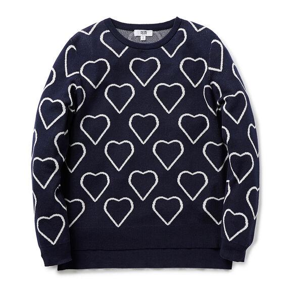 Hearts Knit