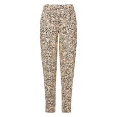 Mexi Relaxed Animal Pant