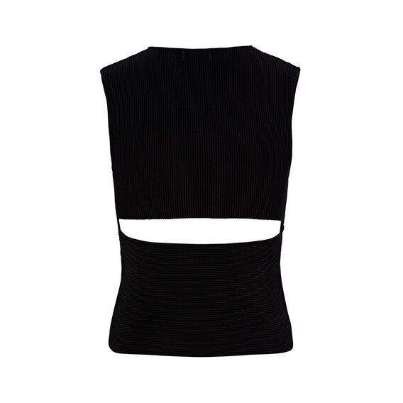 Collection Cross Over Crepe Tank