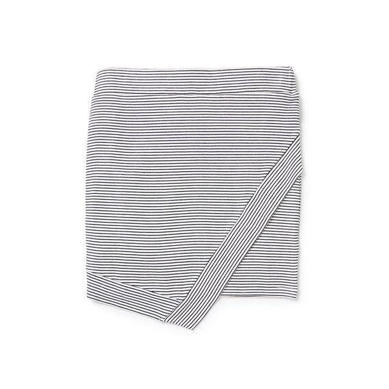 Stripe Rib Skirt