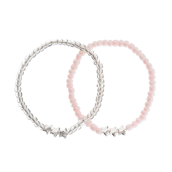 Twin Star Bracelet Set