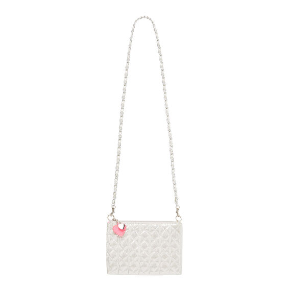 Quilted Foil Purse