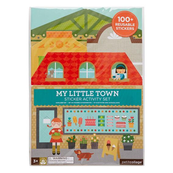 Little Town Activity Set