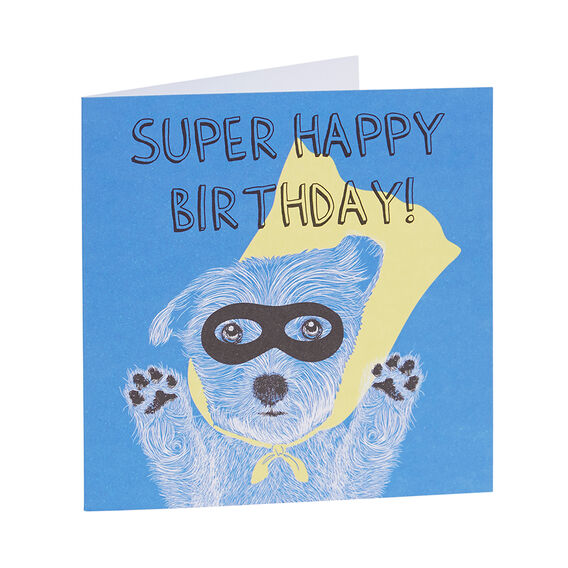 Super Happy Card