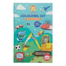Favourite Colouring Book