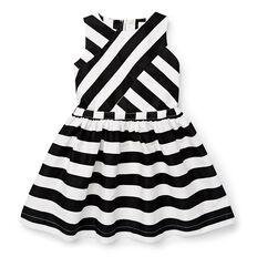 Stripe Party Dress