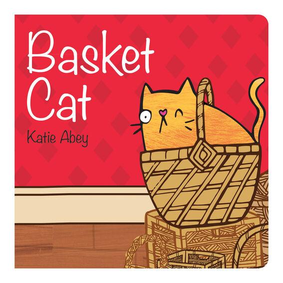 Basket Cat Book