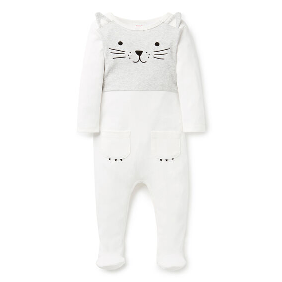 Novelty Cat Jumpsuit
