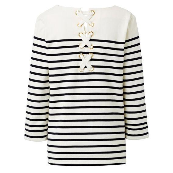 Frenchie Stripe Sweater