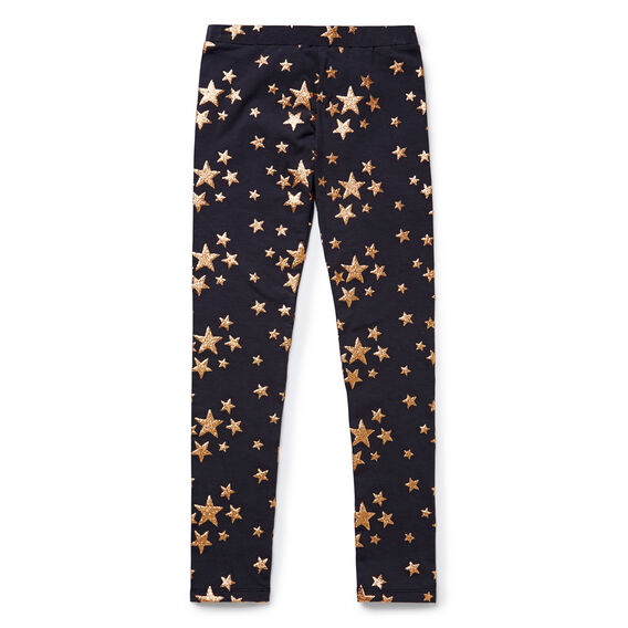 Glitter Star Legging