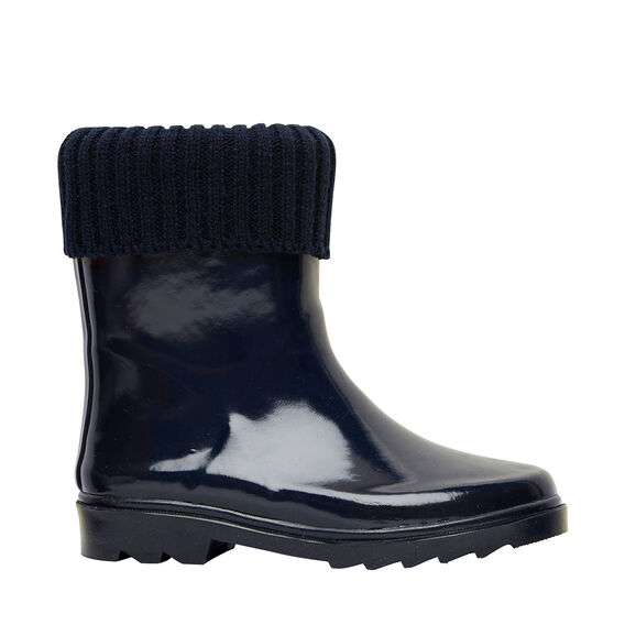 Ribbed Gumboot