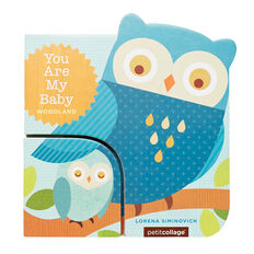 You Are My Baby Woodland Book