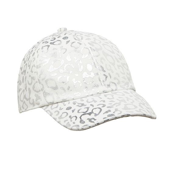 Metallic Ocelot Cap