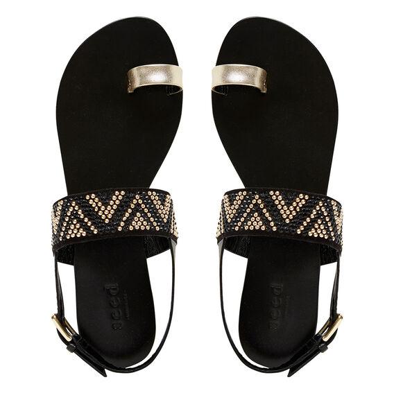 Zoe Aztec Sandal