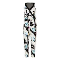 Collection Digital Floral Jumpsuit