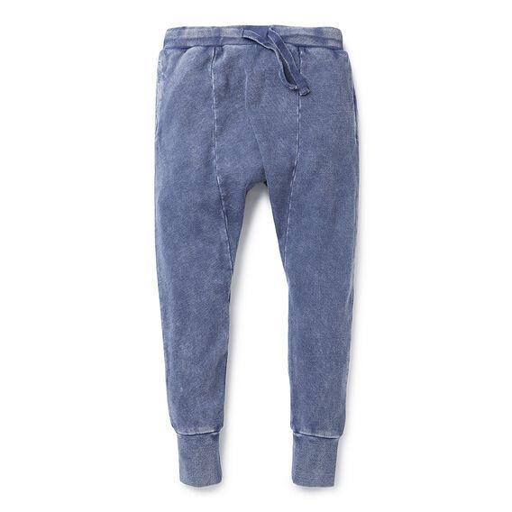 Panelled Harem Pants
