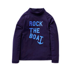 Rock The Boat Print Rashie