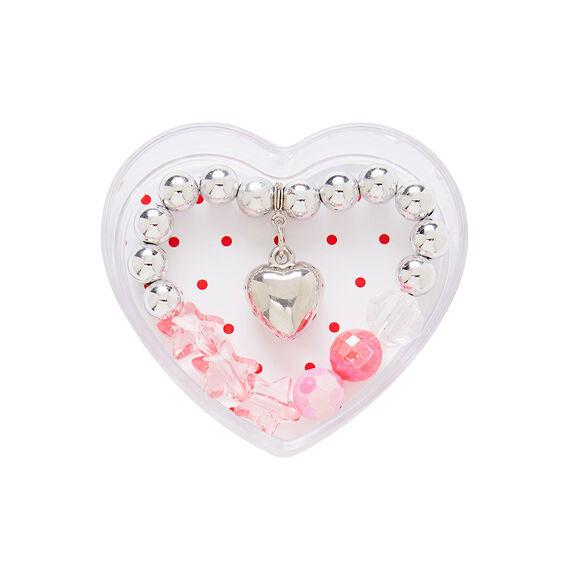 Star Heart Bracelet
