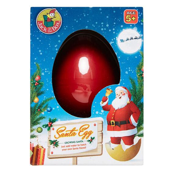 Santa Magic Egg