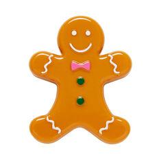 Gingerbread Lipgloss Man