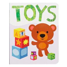 Toys Book