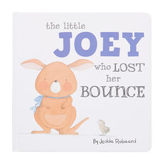 Joey Who Lost His Bounce Book