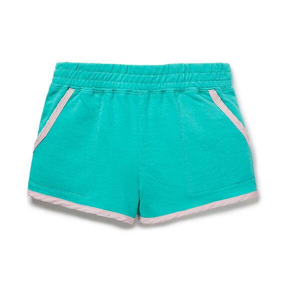 Pop Trim Shorts