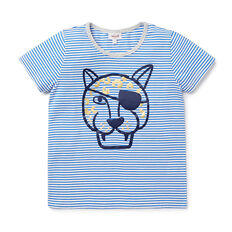 Pirate Leopard SS Tee