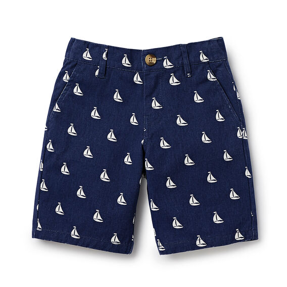 Boat Chino Short