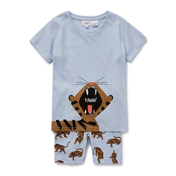 Tiger Yardage PJs
